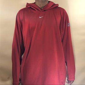 Nike Basketball warm up hoodie size XL